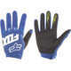 Fox Dirtpaw Race Gloves Men Blue